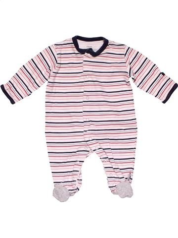 Long jumpsuit unisex MAMAS & PAPAS pink new born winter #20248_1