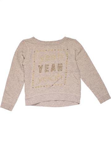 Jumper girl H&M beige 10 years winter #20438_1