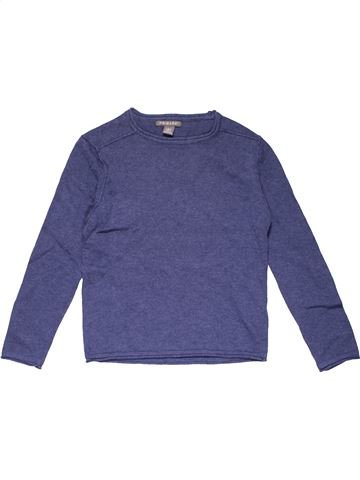 Jumper boy PRIMARK blue 8 years winter #20494_1