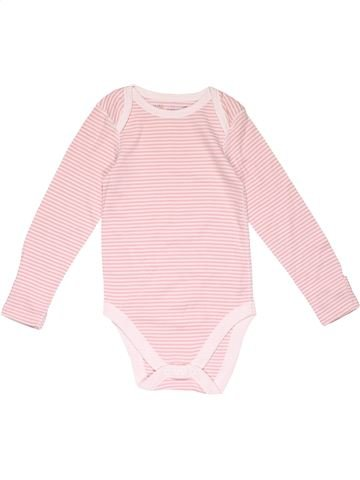 Long jumpsuit girl MARKS & SPENCER pink 3 years winter #20581_1