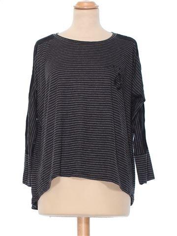 Short Sleeve Top woman MANGO L summer #20848_1