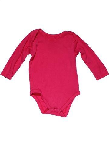 Long jumpsuit girl MATALAN pink 18 months winter #21003_1