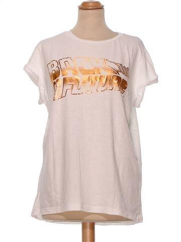 Short Sleeve Top woman PULL&BEAR S summer #21015_1
