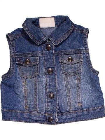 Vest girl CRAZY 8 blue 12 months summer #21349_1