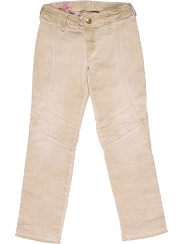 Jeans girl REPLAY beige 4 years winter #21684_1