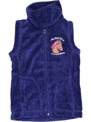 Vest girl PALOMINO blue 5 years winter #22044_1