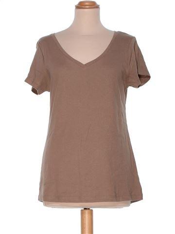 Short Sleeve Top woman E-VIE UK 16 (L) summer #222_1