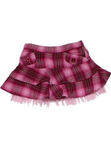 Skirt girl MINI MODE purple 3 months winter #22339_1