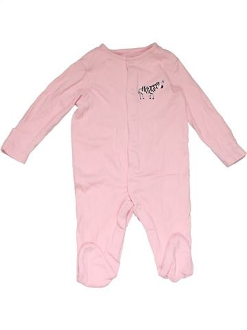 Long jumpsuit girl JOHN LEWIS pink 3 months winter #22532_1