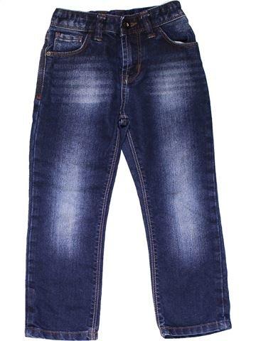 Jeans boy MATALAN blue 5 years winter #22801_1