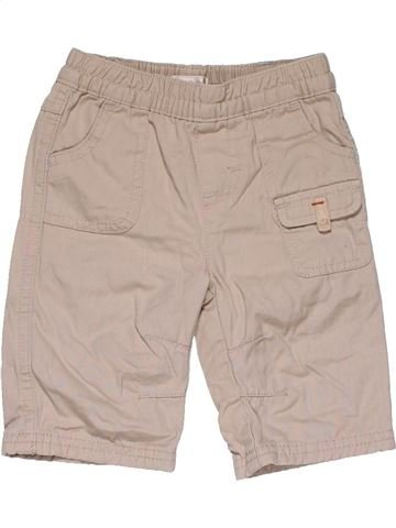 Trouser boy MAMAS & PAPAS beige 6 months summer #22930_1