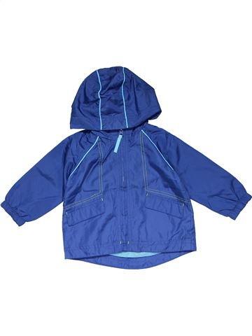 Snowsuit boy S G JUNIOR blue 18 months winter #23168_1