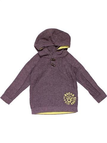 Jumper boy ROCHA JOHN ROCHA gray 2 years winter #23194_1