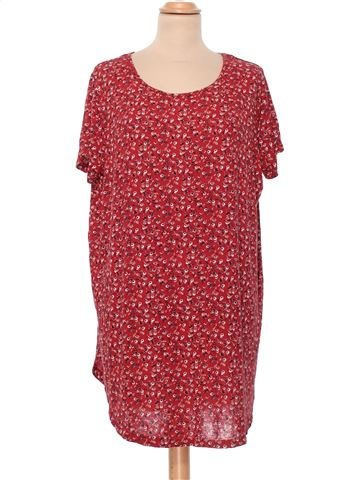 Short Sleeve Top woman GINA UK 18 (XL) summer #23214_1