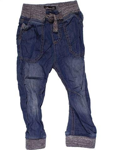 Jeans boy DENIM CO blue 2 years summer #23269_1