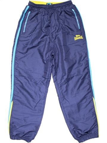 Track pant boy LIONSDALE purple 10 years winter #23336_1