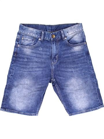 Capri pants boy H&M purple 12 years summer #23441_1