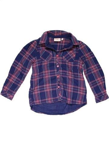 Long sleeve shirt girl TOM TAILOR blue 5 years winter #23448_1