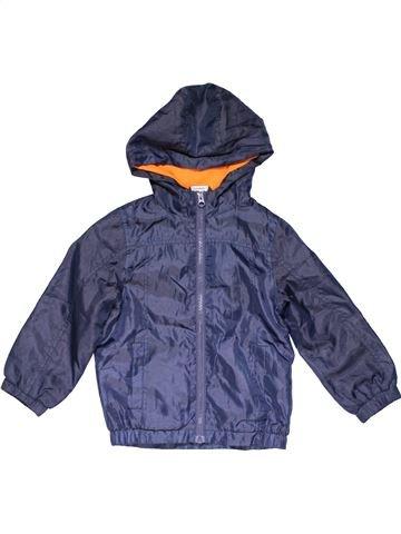 Jacket boy GEORGE blue 5 years winter #23460_1