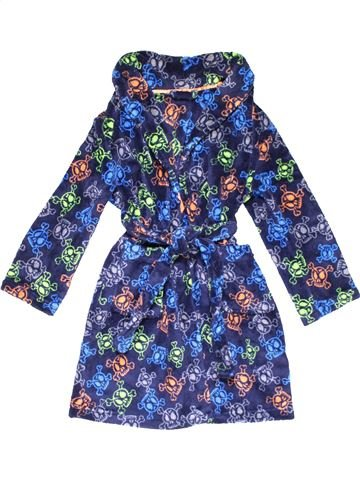 Dressing gown boy DUCK&DODGE blue 9 years winter #23564_1