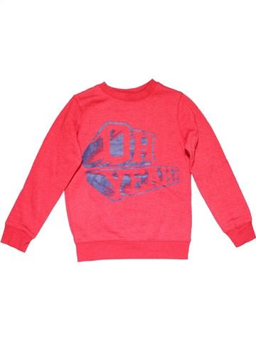 Sweatshirt boy GEORGE pink 11 years winter #23684_1