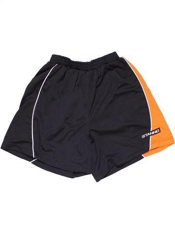 Sports short boy CLIMA TEC black 12 years summer #23743_1