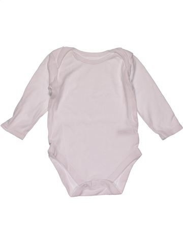 Long jumpsuit unisex NUTMEG white 9 months winter #23765_1