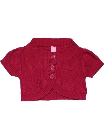 Jumper girl DOPODOPO red 5 years winter #24111_1