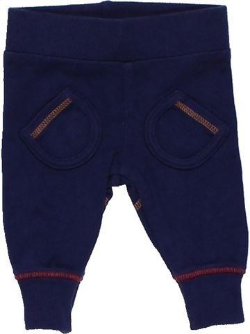 Trouser boy MARKS & SPENCER purple new born summer #24210_1