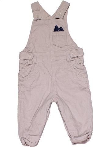 Short jumpsuit boy MOTHERCARE gray 6 months winter #24866_1