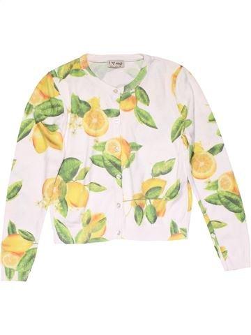 Sweatshirt girl NEXT white 10 years winter #24965_1