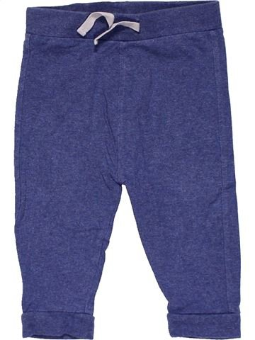 Trouser boy NEXT BABY blue 9 months winter #25450_1