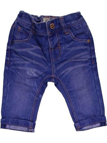 Jeans boy NEXT DUDE blue 6 months winter #25851_1
