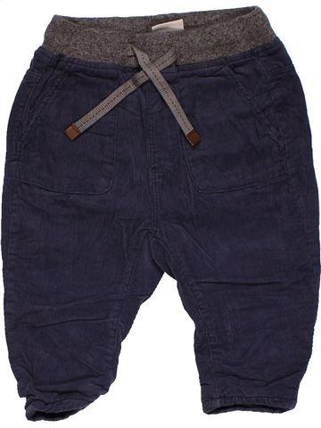 Trouser boy ZARA black 9 months winter #25994_1