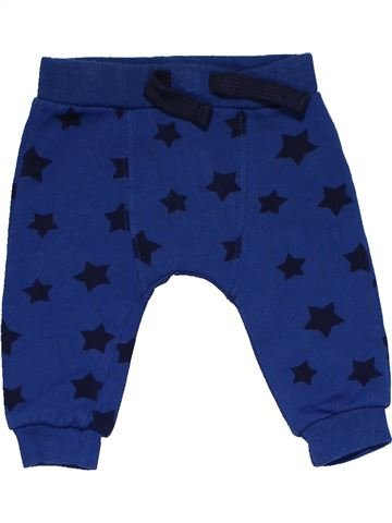 Trouser boy F&F BABY blue 6 months winter #26001_1