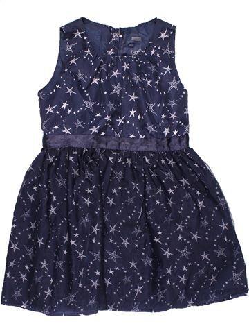 Dress girl NAME IT blue 3 years summer #26239_1