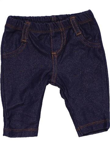 Trouser boy NEXT BABY blue 1 month winter #26271_1