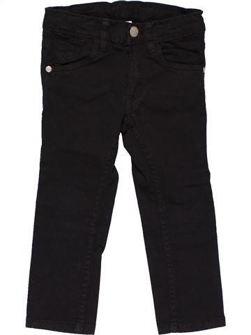 Trouser girl HEMA black 3 years winter #26294_1