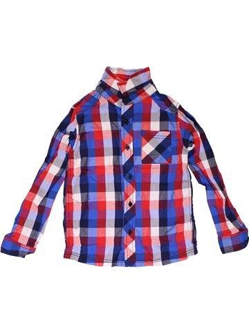 Long sleeve shirt boy INTERGALLACTIC purple 8 years winter #26385_1