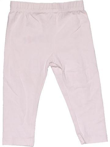 Trouser unisex M&CO white 3 months winter #26487_1