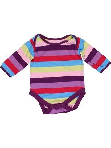 Long jumpsuit girl MOTHERCARE purple 3 months summer #26554_1