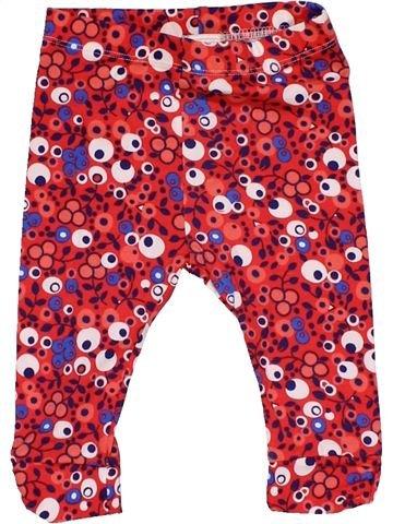 Leggings girl MINI CLUB red 6 months summer #26599_1