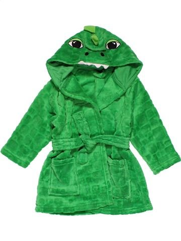 Dressing gown boy GEORGE green 3 years winter #26934_1
