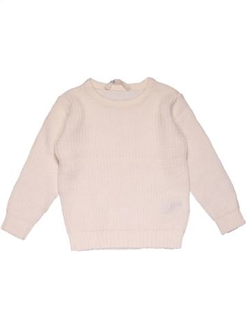 Jumper girl H&M pink 4 years winter #26969_1