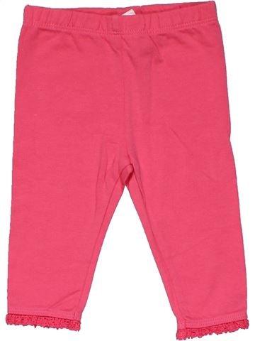 Leggings girl F&F pink 6 months winter #27059_1