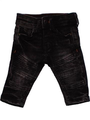 Jeans boy DENIM CO black 3 months winter #27079_1