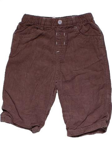 Trouser boy NEXT purple 6 months winter #27296_1