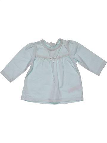 Long sleeve blouse girl GEORGE gray new born winter #27404_1