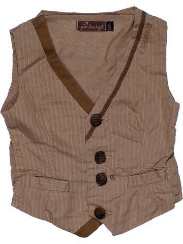 Blazer boy JEAN BOURGET brown 12 months summer #27409_1