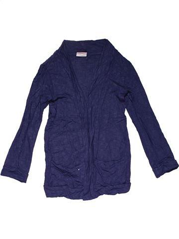 Long sleeve blouse girl NEXT blue 6 years winter #27656_1